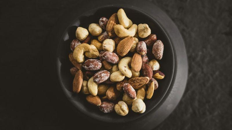 5 frutos secos con más aporte de proteína, ideales para bajar de peso
