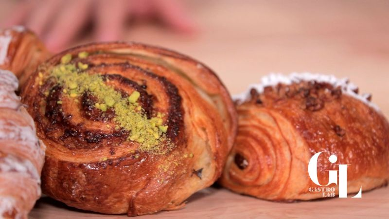 Kenny Kuri de Bakers prepara deliciosos croissants caseros (VIDEO)