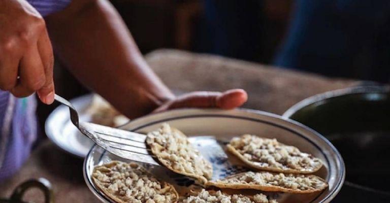 Chalupas al estilo Puebla, un desayuno mexicano fácil de preparar |  Gastrolab