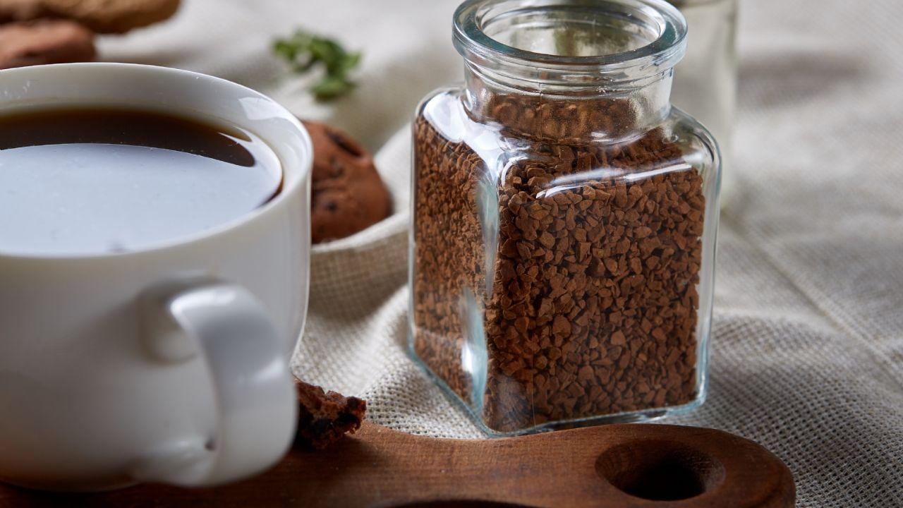 ¿Cuáles son los ingredientes del café soluble? Aquí te